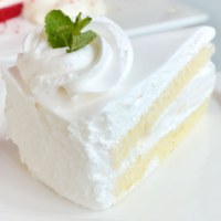 recipes that use white cake mix